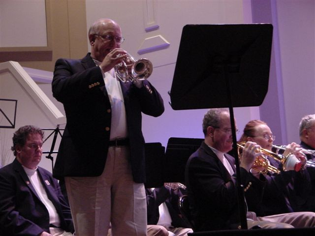 David_Laubach_solos_with_the_Natural_State_Brass_Band