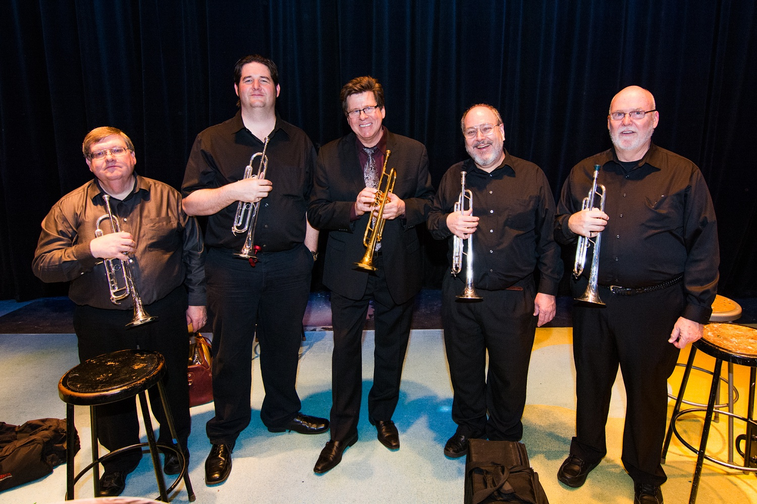 Arkansas_All-Star_Big_Band_Trumpet_Section